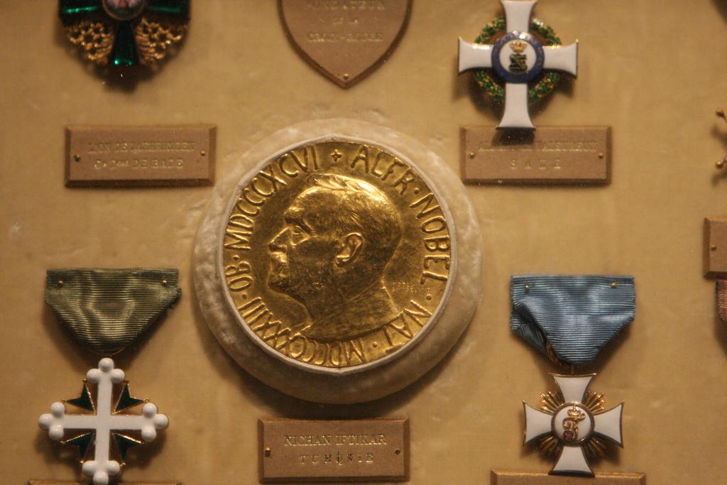 nobelpreis photo
