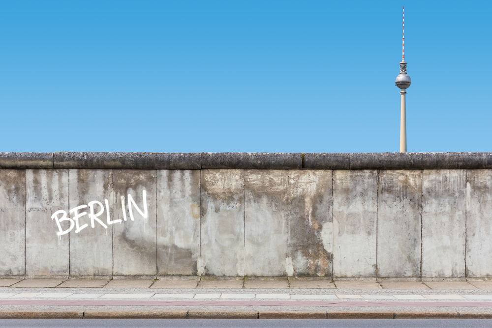 Berliner Mauer by pixelklex