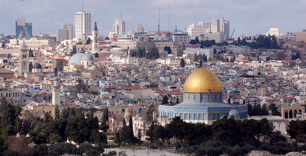 jerusalem capital photo