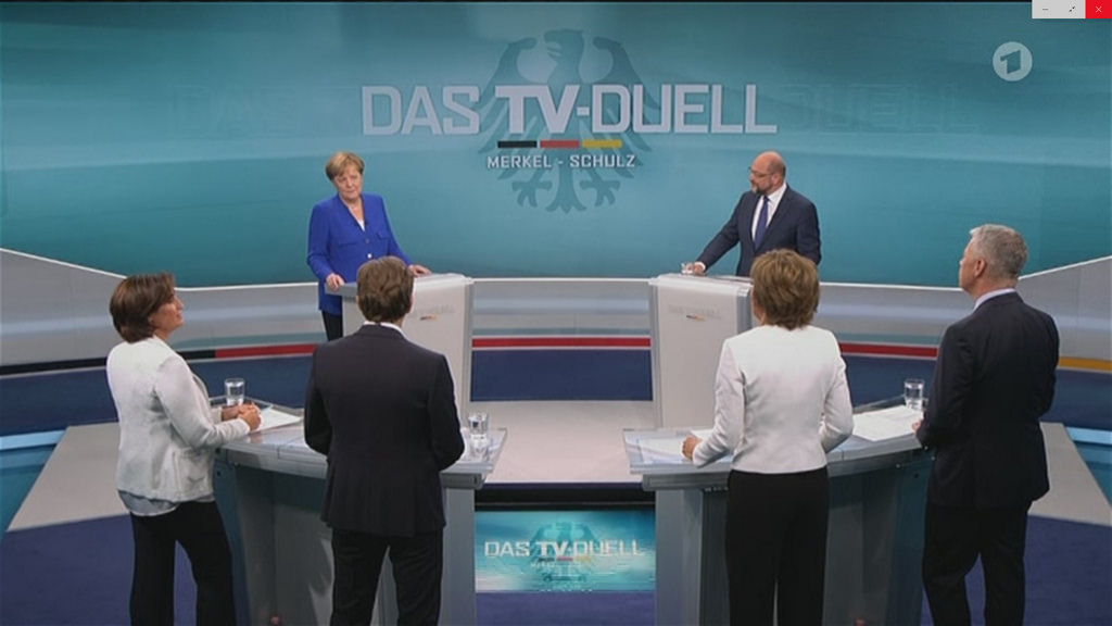 TV-Duell photo