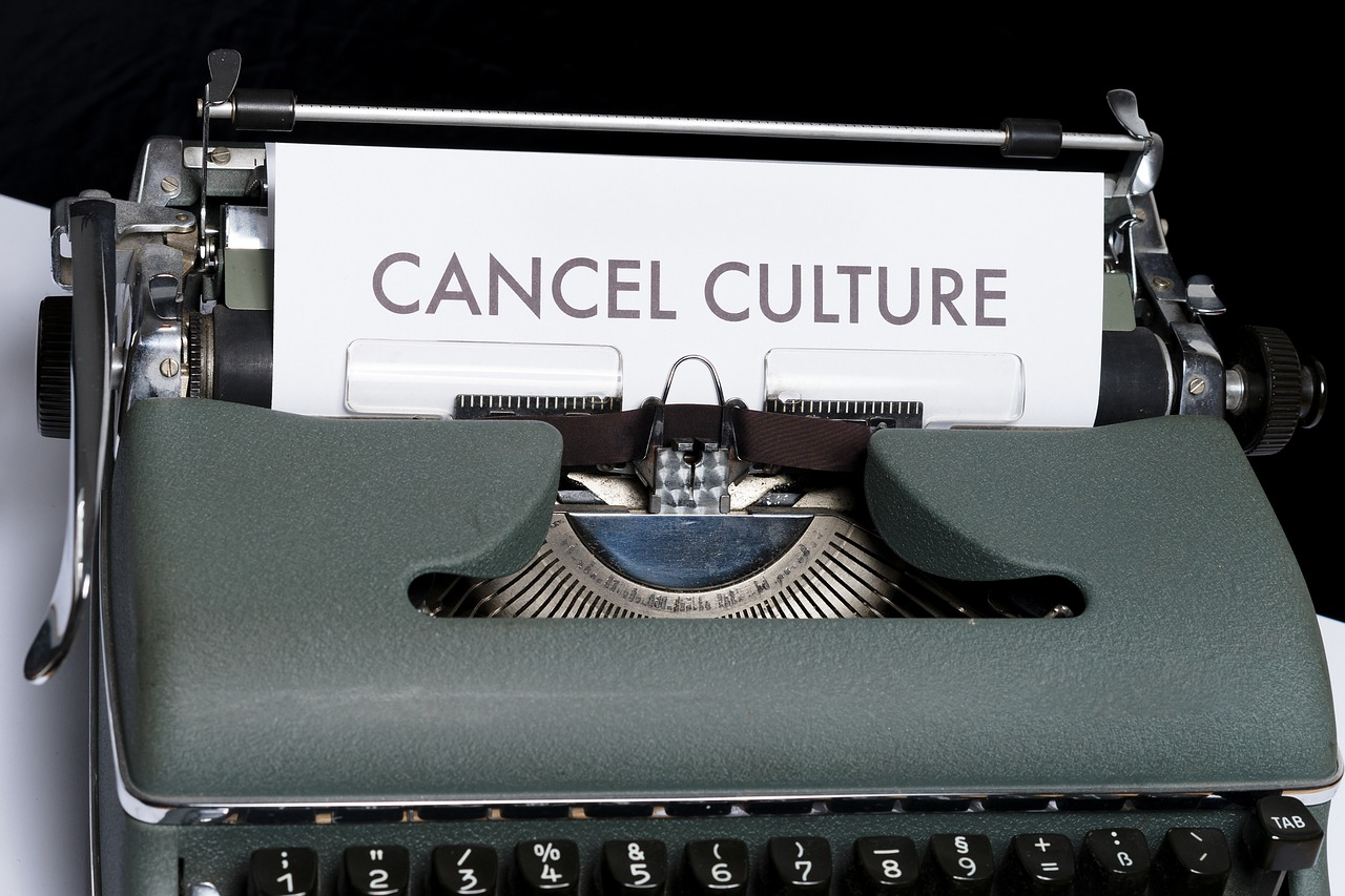 cancel culture photo
