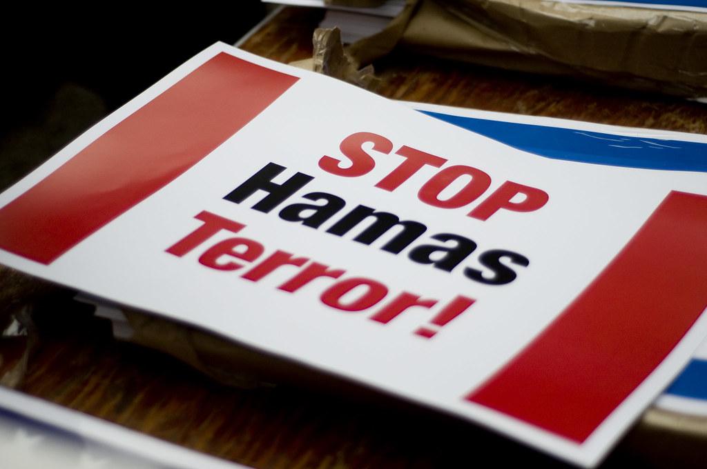 hamas terror photo