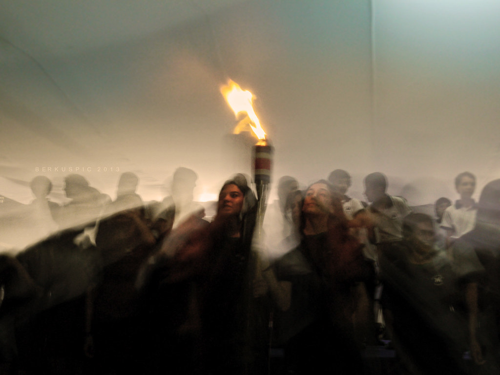 freedom torch photo